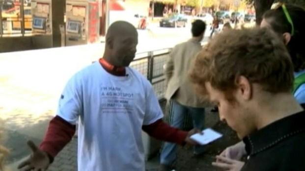 [NEWSC] Homeless Hotspots At SXSW