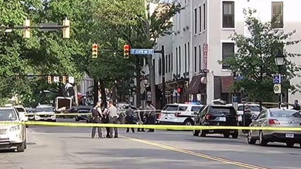Officer Fires Gun in Old Town Alexandria Amid Assault