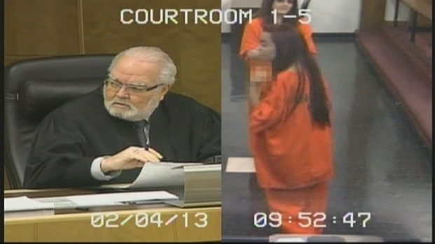 [MI] 30 Days in Jail for Woman Who Gave Miami-Dade Judge Middle Finger