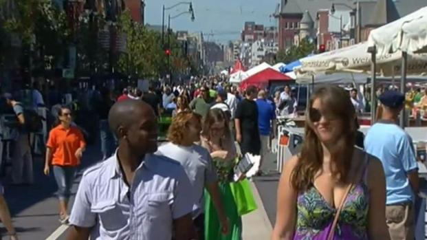 Police Step Up Security Ahead of 2 Rallies, Nationals Game and H Street Festival on Saturday