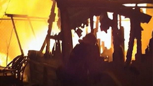 [LA] Powerhouse Fire Explodes to 25,000 Acres