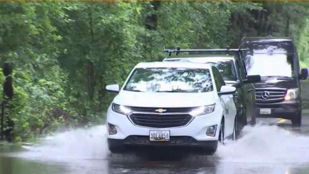 Prince George's County Prepares for More Flooding