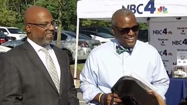[DC] Prince George's County Exec., Councilman-Elect Help Backpacks 4 Kids