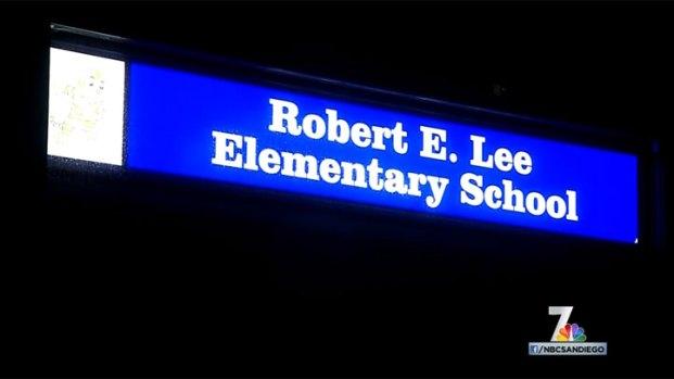 [DGO] Robert E. Lee Elementary School Principal Arrested