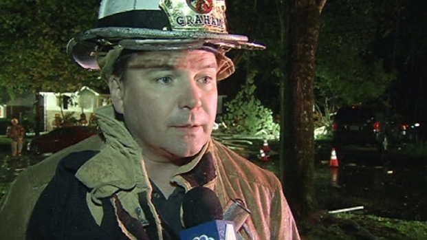 [DC] Montgomery County House Explosion Interview