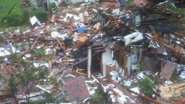 [DC] Gas Leak Caused Rockville House Explosion