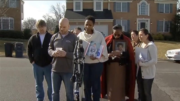 [DC] Parents Forgive, Don't Blame Shooter in Son's Death