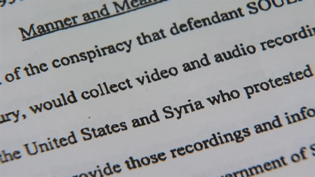 [DC] Va. Man Accused of Spying for Syria