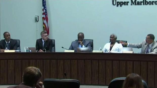 [DC] School Board Member Accuses Chairman of Assault