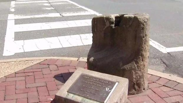 [DC] Slave Auction Block in Virginia Stirs Emotions