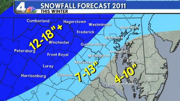 [DC] Doug's Winter Forecast