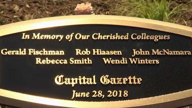 [DC] Survivors, Family Remember Capital Gazette Shooting