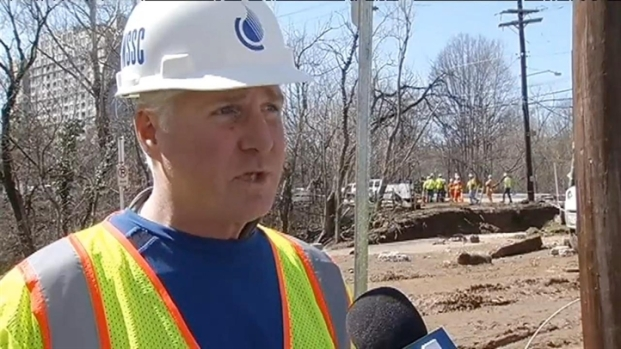 [DC] Water Main Break Leads to Traffic Jams, Restrictions
