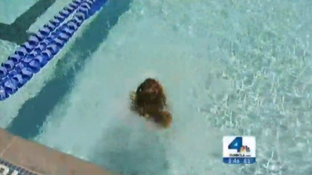 "[LA] Safety Experts Warn That Drowning Can Be a ""Silent Killer"""
