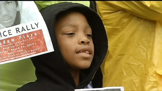 "[DC] ""We are Trayvon!"" DC Protestors Cry Out at Freedom Plaza"