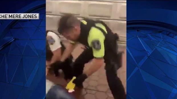 [DC] Tasering Incident on Metro Sparks Criticism