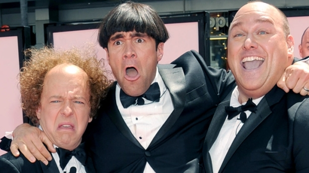 """[NBCAH] """"The Three Stooges"""" Premiere"""