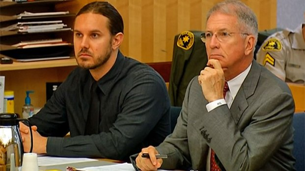 Images: As I Lay Dying Singer Tim Lambesis in Court
