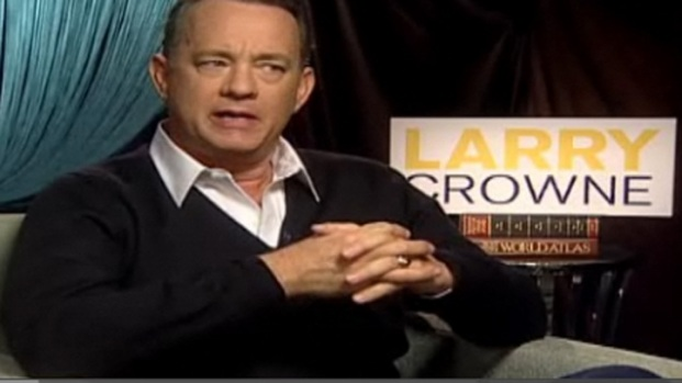 "[NBCAH] Tom Hanks Talks ""Cloud Atlas"" and Drunk Fan"