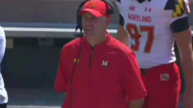 [DC] UMD Football Coach Keeps His Job