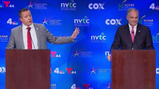 [DC] Va. Senator Candidates Spar Over Controversial Topics