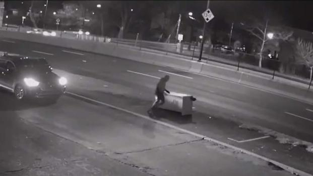 [DC] Video Shows Suspect Tearing Up DC Speed Camera