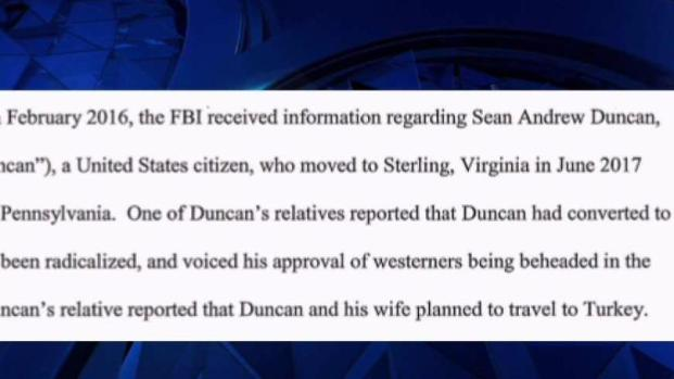 [DC] Virginia Man Arrested by FBI Allegedly Supported ISIS
