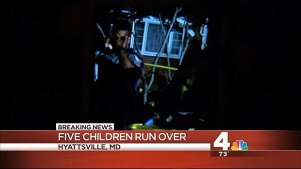[DC] Five Children Run Over