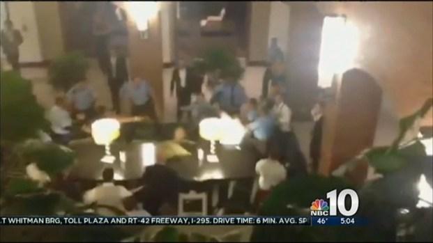 [PHI] Fists Fly, Man Dies in Wedding Day Brawl