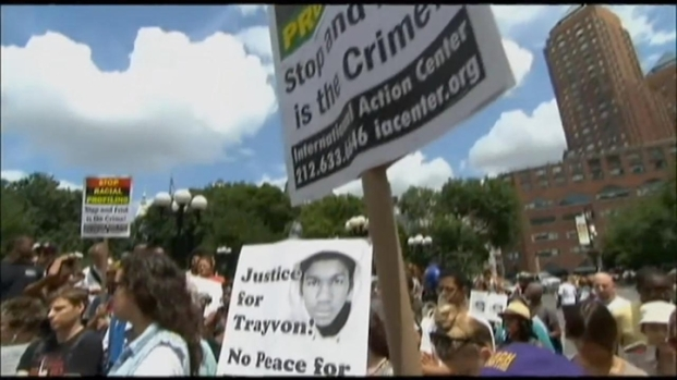 [CHI] Chicagoans React To Zimmerman Verdict