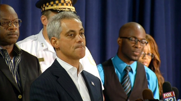 [CHI] 'Chicago Belongs to Families,' Emanuel Says After Violent Night