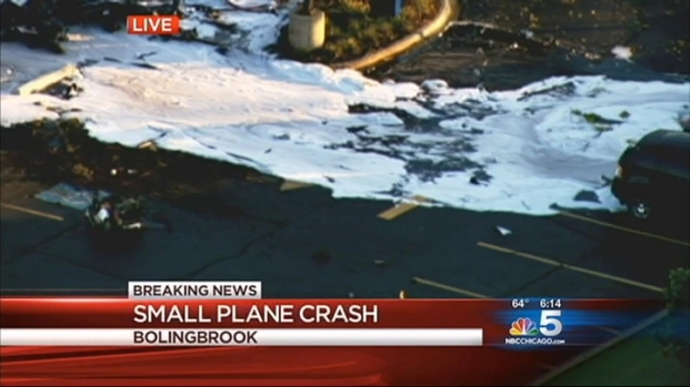 [CHI] Sky 5 Surveys Accident Scene