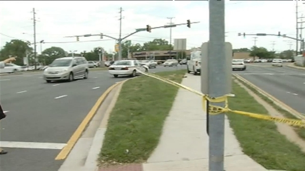[DC] Woman Struck by Vehicle While Standing on Median