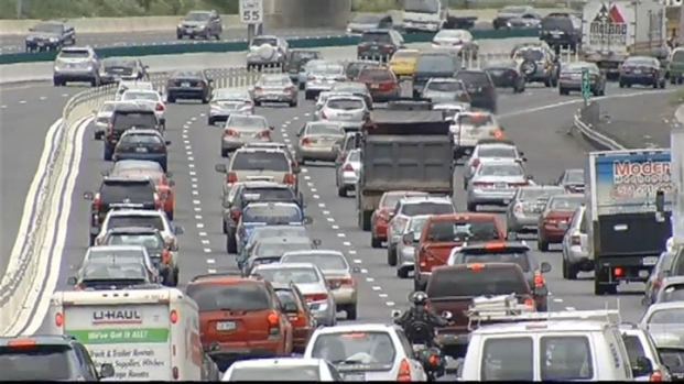 [DC] Drivers Brace for Memorial Day Weekend Delays