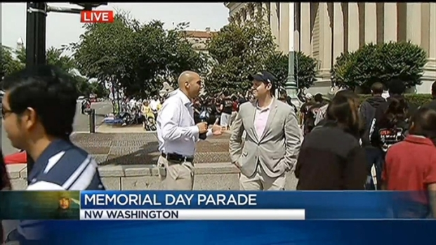 [DC] Hundreds of Thousands Expected for National Memorial Day Parade
