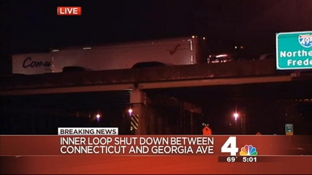 [DC] Inner Loop Shut Down Due to Accident