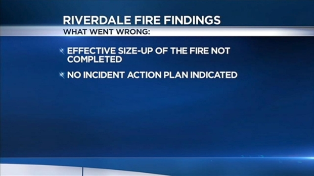 [DC] Report Finds Major Flaws in Riverdale Fire Response