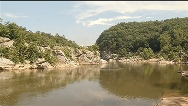 [DC] Swimmer Missing in Potomac River