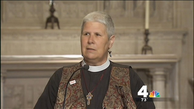 [DC] Washington National Cathedral Holds Prayer Service in Support of SCOTUS Ruling