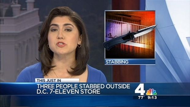 [DC] Three Slashed at 7-11
