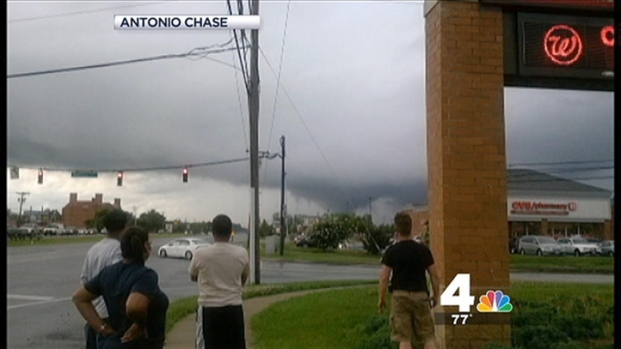 [DC] Apparent Tornado Spotted in Maryland