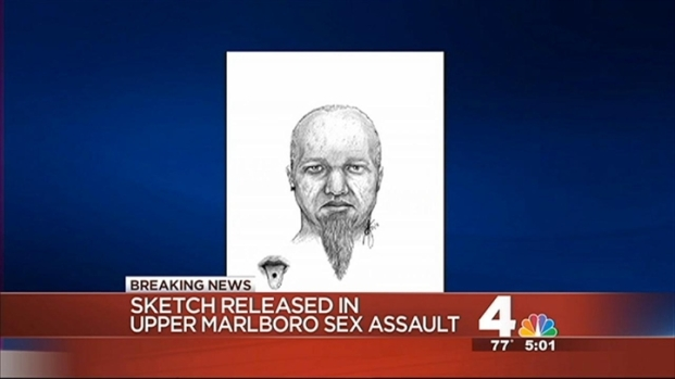 [DC] Sketch of Suspect in 7-Year-Old's Sex Assault Released