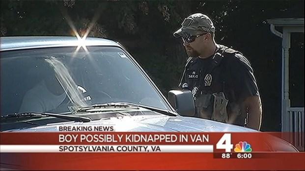[DC] Possible Abduction in Spotsylvania