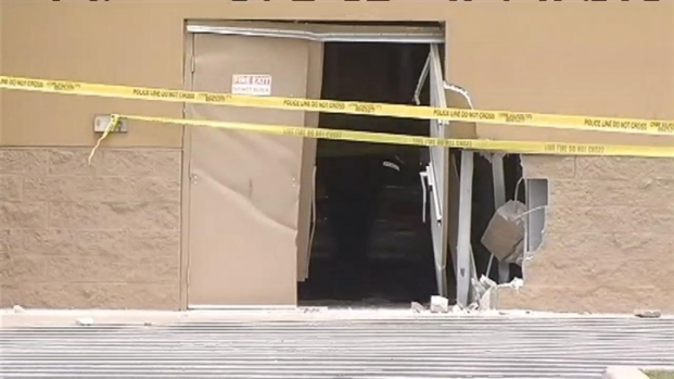 [DC] Driver Crashes Into Sam's Club, Injures 3 People