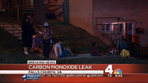 [DC] Three Hospitalized After Falls Church Carbon Monoxide Leak