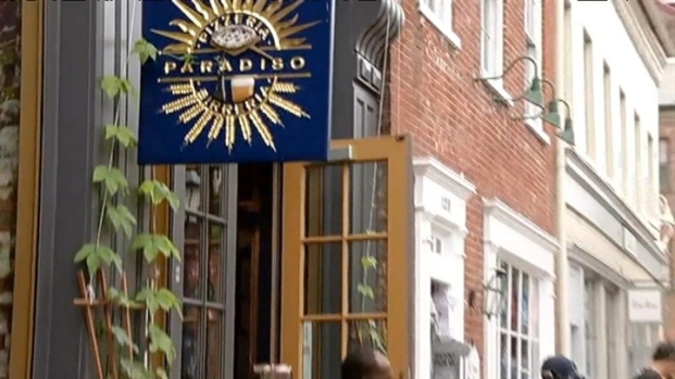 [DC] Pizzeria Paradiso Pairs Up With Art School for New Md. Location