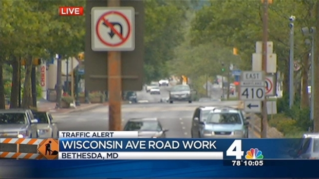 [DC] Road Headaches for Bethesda, Chevy Chase