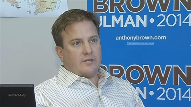 [DC] Gansler: Brown Relying on Race in Bid for Governor