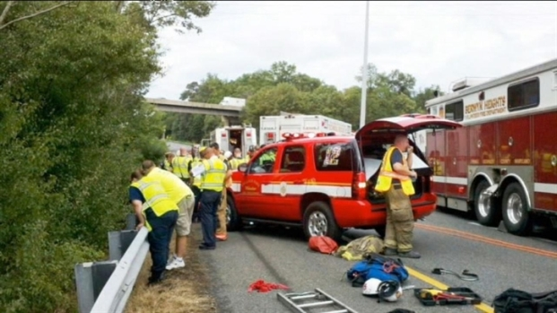 [DC] Woman Plunges Off Beltway, Survives with Minor Injuries
