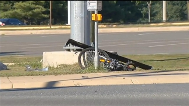 [DC] Bicyclist Struck, Killed by Teen Driver